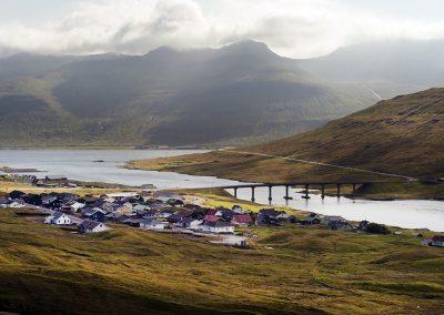 Eysturoy til Streymoy - rejser til Færøerne
