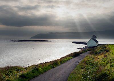 Kirkjubøur - rejser til Færøerne