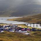 Streymoy og Eysturoy på Færøerne