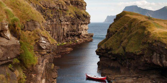 Grupperejser til Færøerne - Gjogv naturhavn
