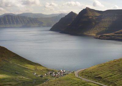 Funningur fjord - rejser til Færøerne