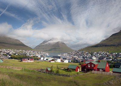 Klaksvik på Færøerne - kør-selv ferie