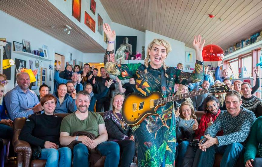 Turisme i Island - hvad er op og hvad er ned.