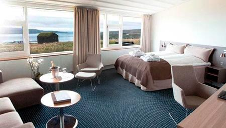 Hotelophold på Færøerne og i Torshavn