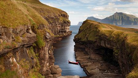Skal din rejser være til Færøerne - hør hvorfor