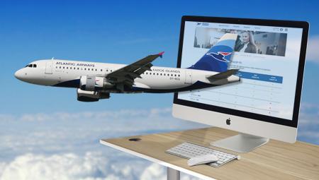 Rejsebureau til Færøerne og online check-in