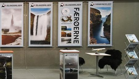 Rejsebureau til Færøerne og rejsemesser