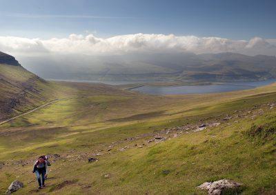 Slættaratindur - det højeste bjerg på Færøerne