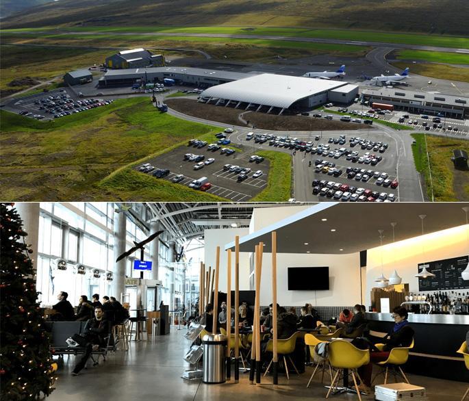Flyv til Færøerne