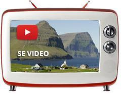 Ferie og rejser til Færøerne - episk video