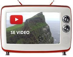 Ferie og rejser til Færøerne - video fra Mykines