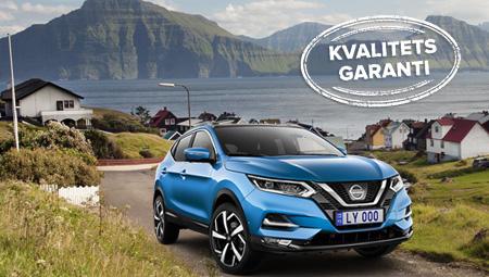 Rejser til Færøerne - kør-selv ferie med FÆRØERNEREJSER