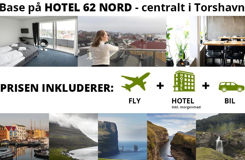 Kør-selv ferie og rejser til Færøerne