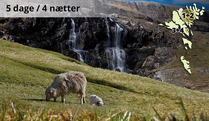 Kør-selv ferie og bilferie på Færøerne - rejser til Færøerne med FÆRØERNEREJSER