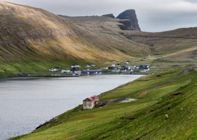 Lopra på Suduroy :: foto: Lars Viberg - FÆRØERNEREJSER