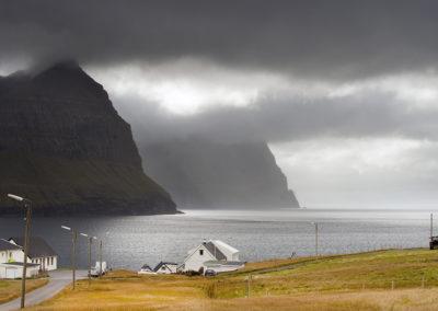 Vidareidi på Vidoy, Færøerne på kør-selv ferie, bilferie og grupperejser med FÆRØERNEREJSER
