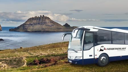 Grupperejser til Færøerne - ferie natur og skønne hoteller