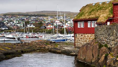 Hotelophold på Færøerne og Torshavn - rejser til Færøerne