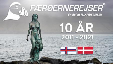 Rejsebureau - rejser til Færøerne